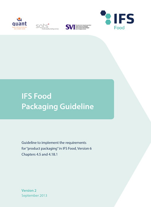 IFS Food Packaging Guideline, Version 2 [PDF document]